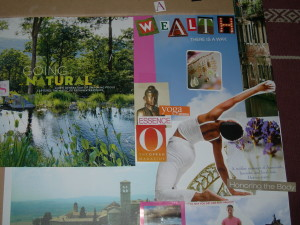 Vision Board Workshop NYC