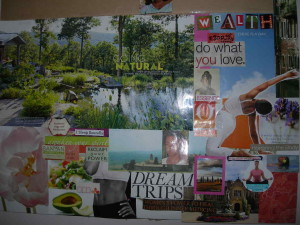 Vision Board Workshops for Women NYC